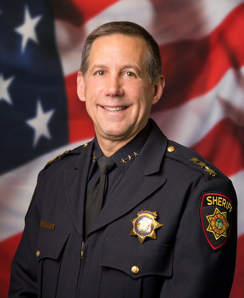 Undersheriff Mark C. Robbins