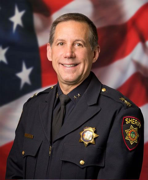 Assistant Sheriff Mark T. Robbins