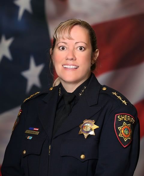 Undersheriff Trisha L. Sanchez